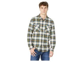 Quiksilver Waterman Wade Creek Long Sleeve Flannel Shirt