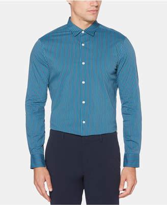 Perry Ellis Men's Slim-Fit Striped Shirt