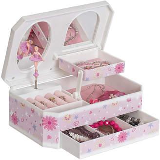 Co FINE JEWELRY Mele & Hayley Ballerina Girls Jewelry Box