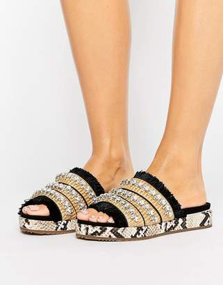 KG by Kurt Geiger Kurt Geiger London Melba Slide Sandals