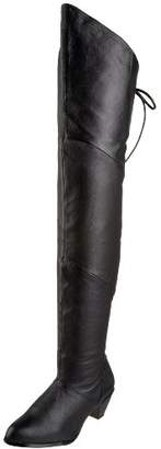 Pleaser USA Women's Maiden-8828 Medieval Boot