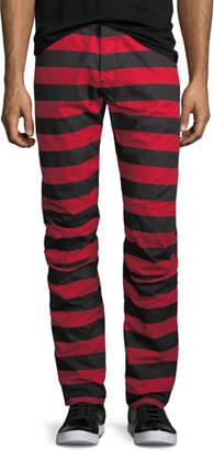 G Star G-Star Steward Tartan Print Jeans
