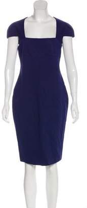 Emilio Pucci Knee-Length Cutout Dress