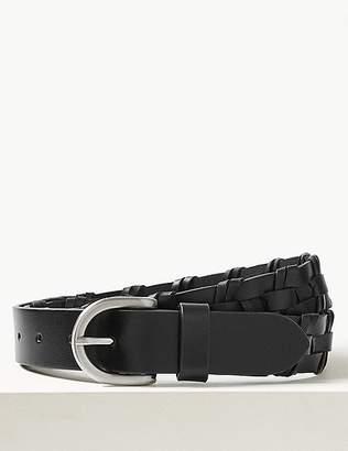 Marks and Spencer Leather Buckle Hip Belt