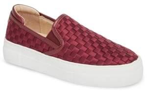 Steve Madden Monte Woven Slip-On Sneaker