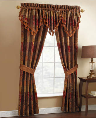 "Croscill Window Treatments, Galleria 82"" x 84"" Pole Top Panel Bedding"