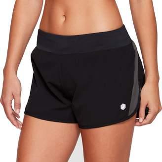 "Asics Women's 3"" Woven Midrise Run Shorts"