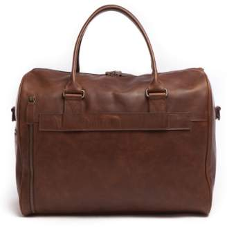Moore & Giles Booker Leather Duffel Bag
