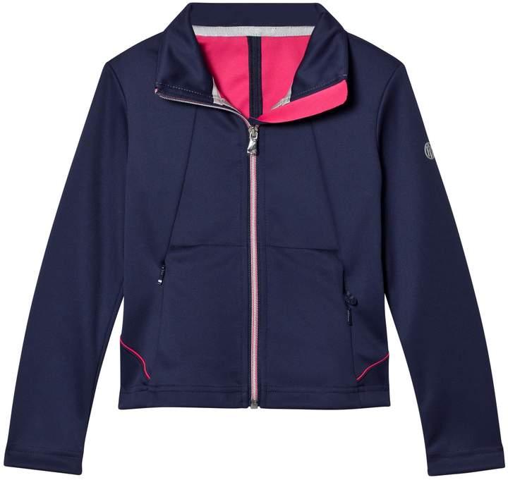 Poivre Blanc Navy Classic Tennis Tracksuit Jacket