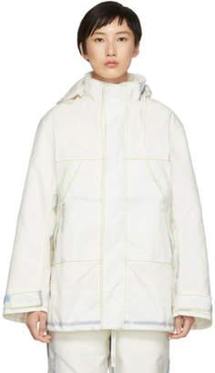 Off-White Kanghyuk Airbag Half Jacket