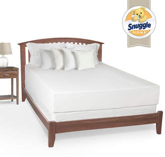 SNUGGLE HOME Snuggle Home 11 Medium Tight-Top Memory Foam Mattress