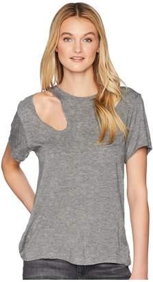 LnA Reina Slash Tee Women's T Shirt