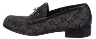 Gucci Guccisima Dress Loafers