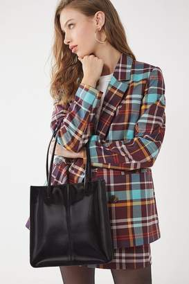 Urban Outfitters Patent Lady Tote Bag