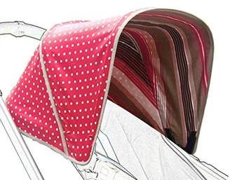 Bugaboo Reversible Canopy for Cameleon (Cherry)