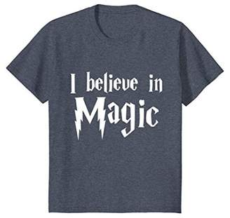 I Believe in Magic Fantasy Mystical Fairy-tales T-Shirt