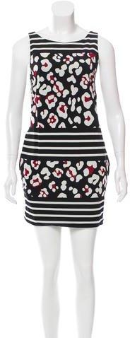 RED ValentinoRed Valentino Printed Mini Dress