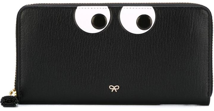 Anya Hindmarch Anya Hindmarch large zip around wallet