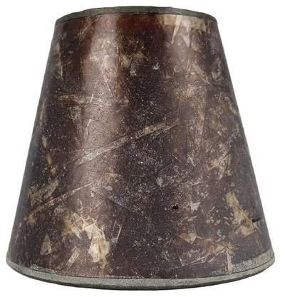 Loon Peak 5″ Mica Bell Candelabra Shade