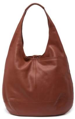 Lucky Brand Mia Leather Hobo
