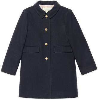 Children's wool coat $740 thestylecure.com