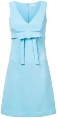 P.A.R.O.S.H. bow detailed dress