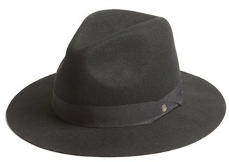 Volcom 'Clasico' Wool Fedora $42 thestylecure.com