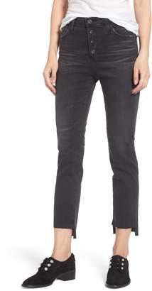 AG Jeans Isabelle High Waist Step Hem Jeans
