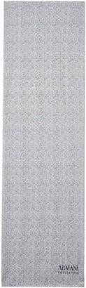 Armani Collezioni Oblong scarves - Item 46569187
