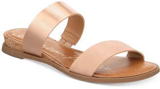 American Rag Easten Slide Sandals, Created for Macy's Women's Shoes
