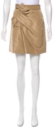 3.1 Phillip Lim Bow-Accented Mini Skirt