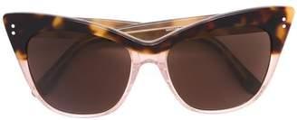 Linda Farrow Gallery 'Erdem' cat eye sunglasses