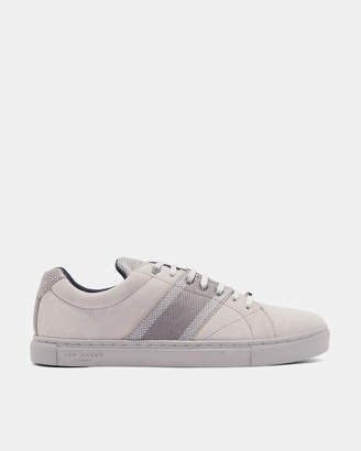 Ted Baker DANNEZ Suede cupsole trainers