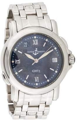 Ulysse Nardin San Marco GMT Watch