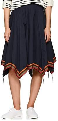 J.W.Anderson Women's Cotton Umbrella Skirt