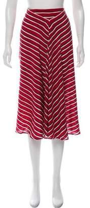 Altuzarra Striped Midi Skirt w/ Tags