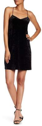 Cynthia Steffe CeCe by Mia Crushed Velvet Dress