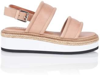 Mae Alias Niya Platform Sandal
