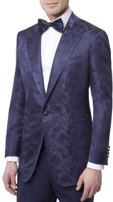 Stefano Ricci Men's Textured Silk Dinner Jacket