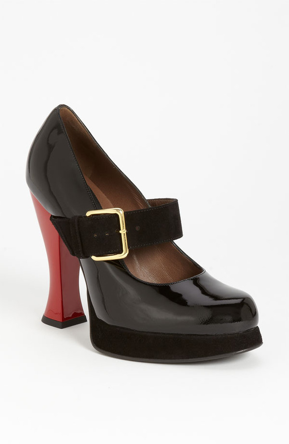 Marni Mary Jane Pump