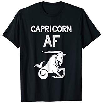 Abercrombie & Fitch Zodiac Capricorn T-Shirt Gifts Funny Astrology Signs Tee