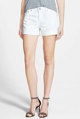 AG Jeans Hailey Boyfriend Shorts