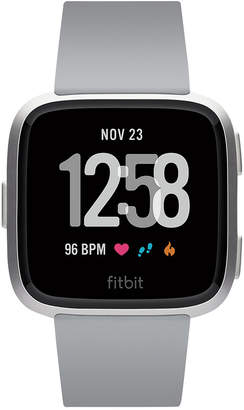 Fitbit Versa Gray Touchscreen Smart Watch 39mm