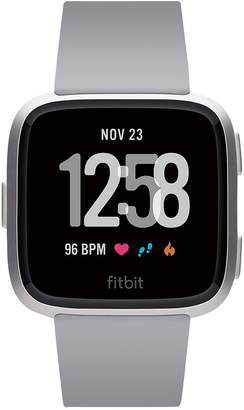 Fitbit VersaTM Gray Touchscreen Smart Watch 39mm
