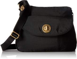 Baggallini PNC128G Provence Crossbody - Gold Hardware