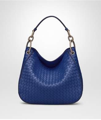 Bottega Veneta Cobalt Intrecciato Nappa Loop Bag
