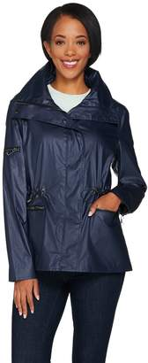 G.I.L.I. Got It Love It G.I.L.I Coated Cotton Anorak Jacket