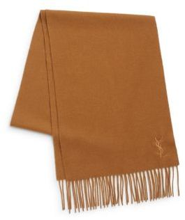 Wool & Cashmere Scarf $495 thestylecure.com