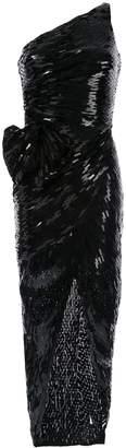 Rachel Gilbert Lilika sequin gown