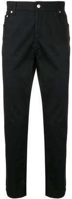 Alexander McQueen Jean Joggers Trousers